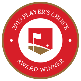 2019 Player's Choice Award Winner Badge