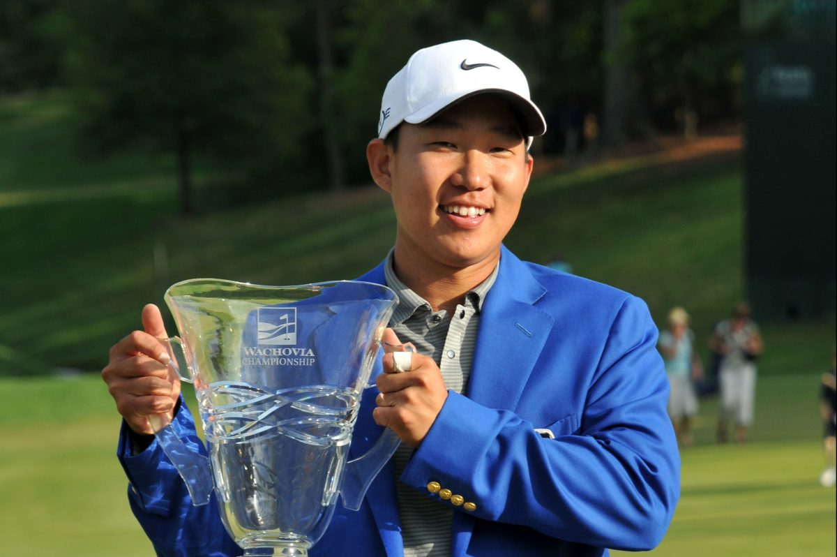 2008 Champion Anthony Kim